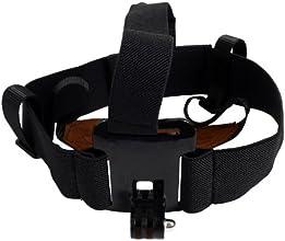Head Harness Belt Mount Strap with Chin Belt for GoPro HD Hero 2 Hero 3 Hero 3
