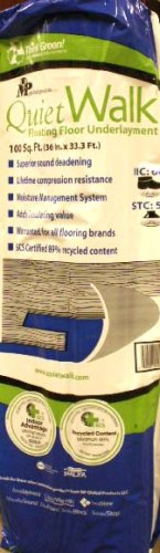 Mp Global Quietwalk Underlayment