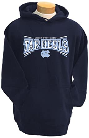 NCAA North Carolina Tar Heels Mens Condor Hooded Sweatshirt by CI Sport