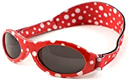 Baby Banz Adventurer - Red Dot