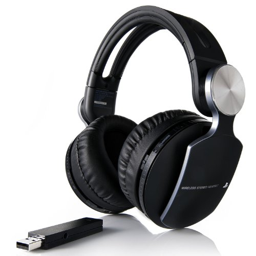 Shop Brand New Sony Playstation Ps3 Ps4 Ps Vita Pulse Elite Edition Wireless Stereo Headset front-60005