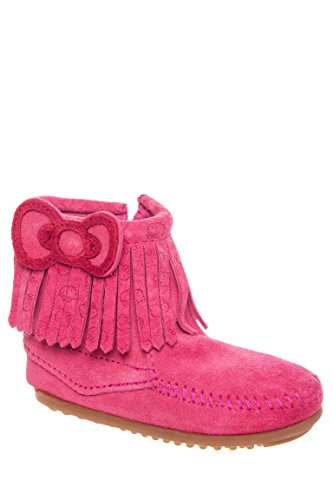 Girls' Hello Kitty Fringe Boot