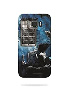 alDivo Premium Quality Printed Mobile Back Cover For Samsung Galaxy S7 Active / Samsung Galaxy S7 Active Back Case Cover (MKD037)