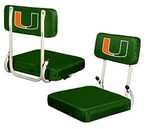 Hardback Portable Stadium Seat - NCAA from LOGO CHAIR