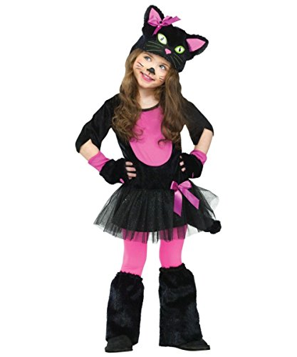 Sweet Miss Kitty Toddler Costume deluxe
