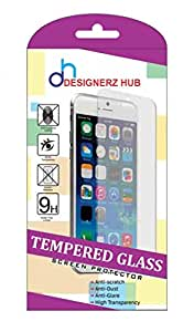 DESIGNERZ HUB TEMPERED GLASS FOR LG K8