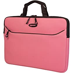 Mobile Edge MESSM3-17 17-Inch SlipSuit for Large Mac (Pink)