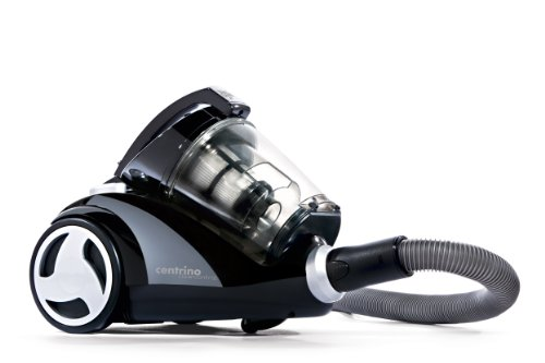 Centrino Cleancontrol M2881-9 - Vacuum cleaner - bagless - black