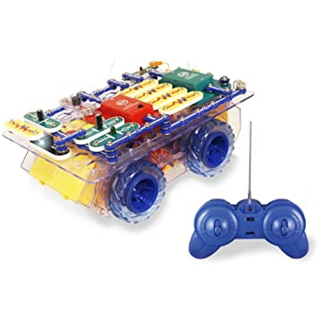 Snap Circuits RC Rover