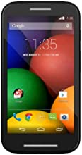 Motorola Moto E (1st Generation) - Black - 4 GB - Global GSM  Unlocked Phone