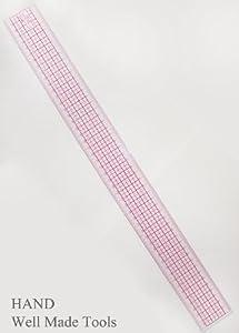Flexible Grader Ruler Millimeter & Centimeter Scales M111 - 50cm from C-Thru ruler company