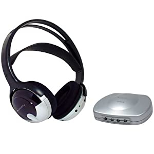 TV Listener Rechargeable Wireless Headset 40dB