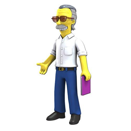 "NECA Simpsons 25th Anniversary 5"" Series 5 Stan Lee Action Figure"