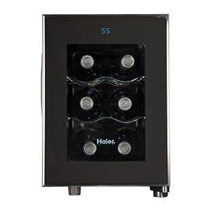 Haier Zhvtm06pbb 6 Bottle Wine Cellar Appliances Price