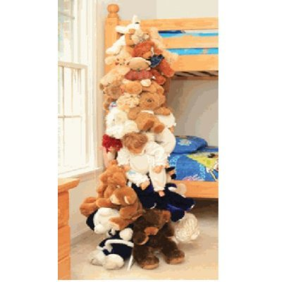 ALL-IN-ONE Stuffed Animal Organizer-HIGH QUALITY PRODUCT-3 YEARS WARRANTY