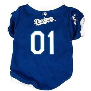 Amazon.com : Los Angeles Dodgers Dog Jersey : Sports Fan