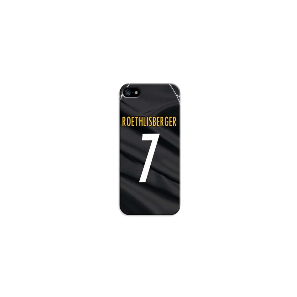 Cool NFL Pittsburgh Steelers Team logo Fit for iphone galaxy 5c case By Zql  Sports Fan Cell Phone Accessories  Sports & Outdoors