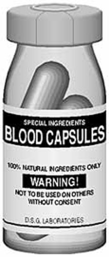 Shomer-Tec Special Ingredients Blood Capsules - 1