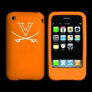 Tribeca Virginia Iphone 3g / 3gs Silicone Case