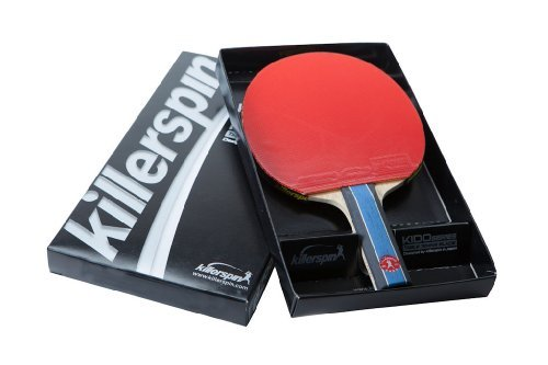 Killerspin Kido 5A RTG Premium Table Tennis Racket by Killerspin