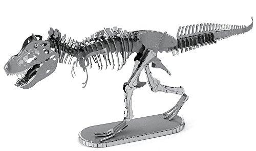 Fascinations Metal Earth Tyrannosaurus Rex Skeleton 3D Metal Model Kit (Tyrannosaurus Rex Model compare prices)