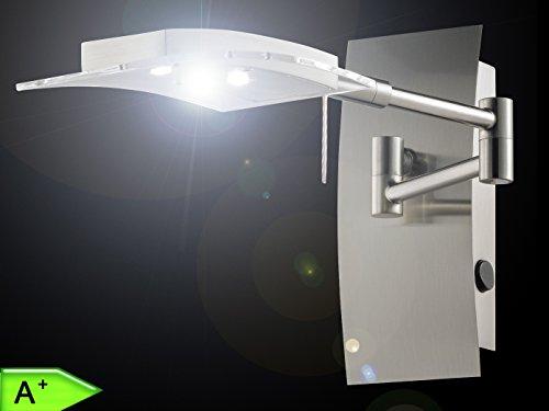 Fischer Leuchten LED Wandleuchte