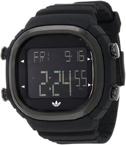 Adidas Men's ADH2045 Black Seoul Digital Watch