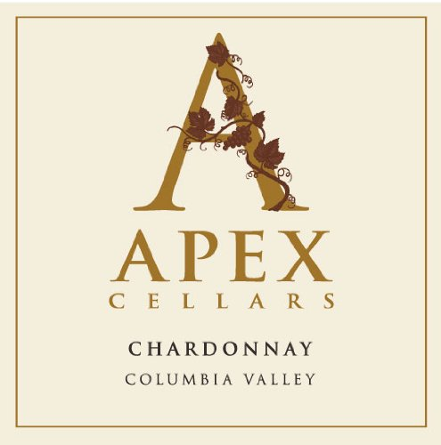 2012 Apex Cellars Chardonnay, Columbia Valley 750 Ml
