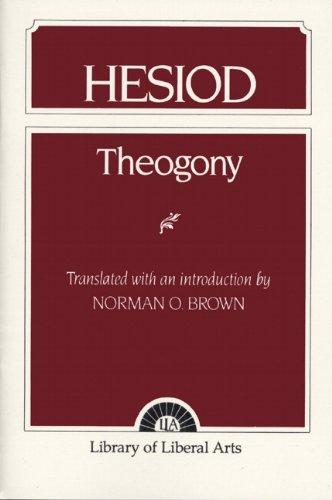 Hesiod: Theogony
