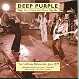 Days May Come & Days May Gopar Deep Purple
