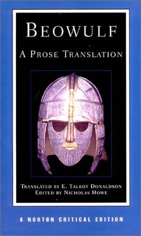 Beowulf: A Prose Translation (Second Edition)  (Norton...
