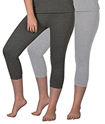 Selfcare Set Of 2 Girls Thermal Lower