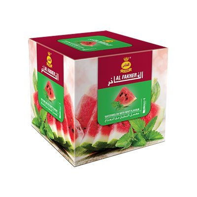 Al Fakher ( Watermelon With MInt)-- 250g ...1 PACK (Al Fakher Tobacco Grape compare prices)
