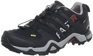 adidas Terrex Fast R, Chaussures de randonnée homme - Noir (Black 1 / Black 1 / Core Energy S12), 44 2/3 EU