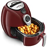 Kenstar Oxy Air Fryer 3.0 Lit Cherry Red