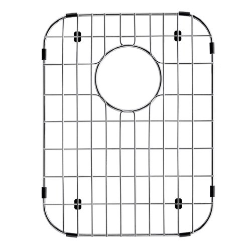 VIGO Stainless Steel Bottom Grid, 12-in. x 15.5-in. (Vigo Stainless Steel Sink compare prices)
