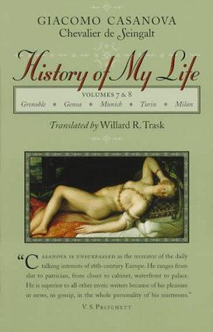 History of My Life, Vols. 7 & 8