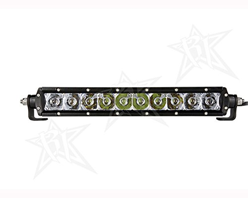 Rigid Industries Sr-Series 10 Inch Combo White Led