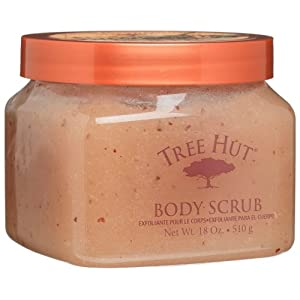Tree Hut Shea Sugar Body Scrub Coconut