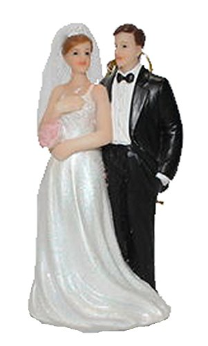 December Diamonds Bride and Groom Wedding Couple Christmas Ornament Decoration