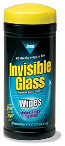 Stoner 90164 'Invisible Glass' Glass Cleaner Wipe by Stoner