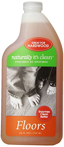 Naturally It's Clean Floor Cleaner, 24-Ounce (Pack of 6) (Epoxy Floor Cleaner compare prices)