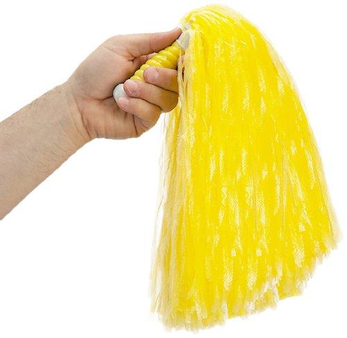 pon-pon-giallo-di-plastica-cheerleaders