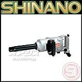 大型エアーインパクトレンチ 25.4sq 能力38mm/1470Nm リバース付き 軽量型 SI-3850GL