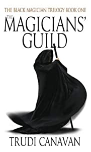 "Cover of ""The Magicians' Guild (Black Mag..."