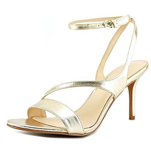 Nine West Garrano Women Open Toe Leather Heels
