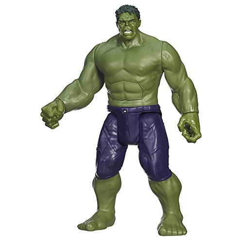 Marvel Avengers Titan Hero Tech Hulk Figure (Hulk 12 Inch Action Figure compare prices)