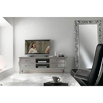 Estea Mobili - porta tv in legno sagomato vari colori - - 3026A