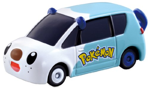 Tomica Dream Tomica No.145 Oshawott Car - 1