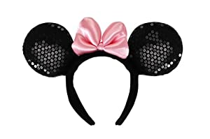 Elope Minnie Mouse Ears Deluxe